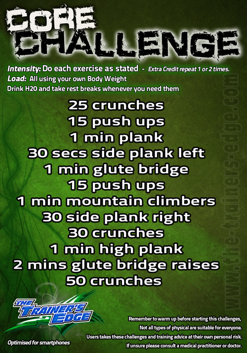Or Set A Gymboss Timer And See How Many Times You Can Go Though This Workout In 10 Mins 20 30